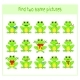 Cartoon Frogs - GraphicRiver Item for Sale
