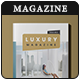 The Magazine | Luxury Living Magazine V07 - GraphicRiver Item for Sale
