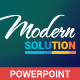 Modern Solution - GraphicRiver Item for Sale