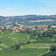 Serralunga town near Alba in Piedmont, Italy - PhotoDune Item for Sale