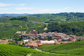 Barolo medieval town in Italy in a sunny day - PhotoDune Item for Sale
