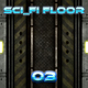 Sci-fi Floor Panel 03 - 3DOcean Item for Sale