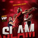 Slam Dunk Basketball Flyer - GraphicRiver Item for Sale
