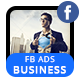 Business Corporate Facebook Ads Banner - AR