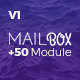 Mail Box - Responsive Email + StampReady Builder