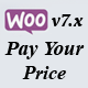 WooCommerce Pay Your Price - CodeCanyon Item for Sale