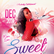 Sweet Treat Flyer Template