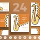 Jazz Festival Social Media Pack