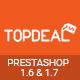 TopDeal - Multipurpose Responsive PrestaShop Theme - ThemeForest Item for Sale