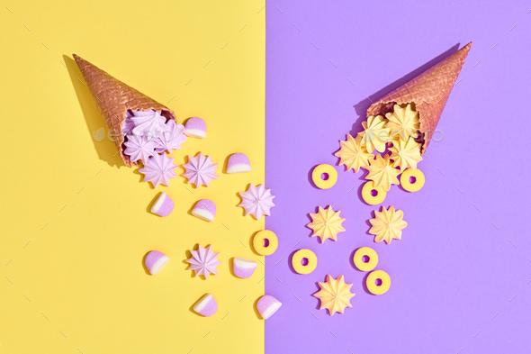 Ice Cream Cone - Stock Photo - Images