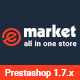 eMarket - Premium Responsive PrestaShop Theme - ThemeForest Item for Sale