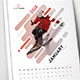 Creative Calendar 2018 - GraphicRiver Item for Sale