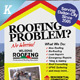 Roofing Company Flyer Template Vol.03