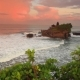 Pura Tanah Lot Temple at Sunset. Bali - VideoHive Item for Sale