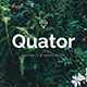 Quator Creative Powerpoint Template