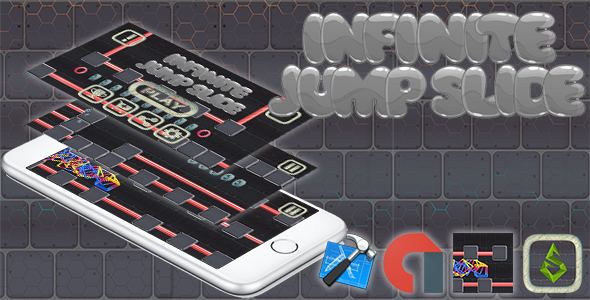 Download Source code              Infinite Jump Slide iOS XCODE + Admob            nulled nulled version
