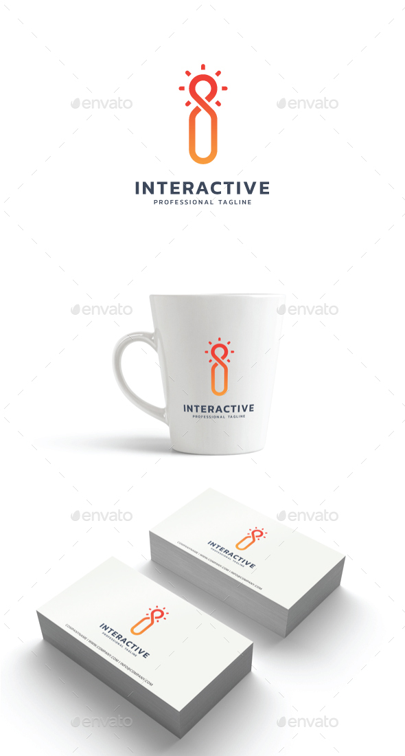 GraphicRiver Interactive Logo 21188016