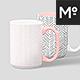 Ceramic 15 Oz. Mug Mock-ups Set Generator