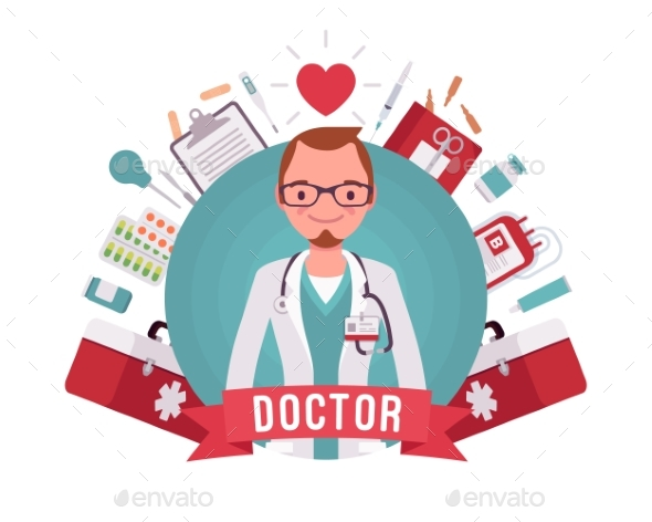 GraphicRiver Doctor Professional Poster 21188124