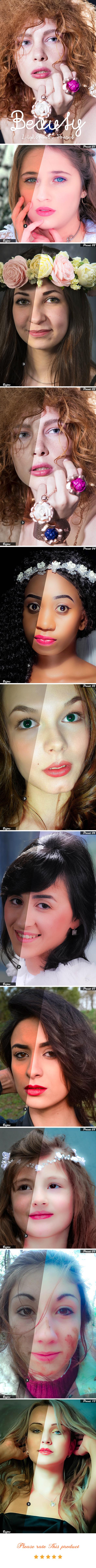 GraphicRiver Beauty Lightroom Preset 21188243