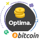 Optima - SEO, Marketing, Bitcoin, Agency Multiple HTML5 Template