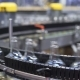 Glass Bottles Being Sorted in a Conveyer - VideoHive Item for Sale
