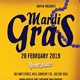 Carnival | Mardi Gras Flyer - GraphicRiver Item for Sale