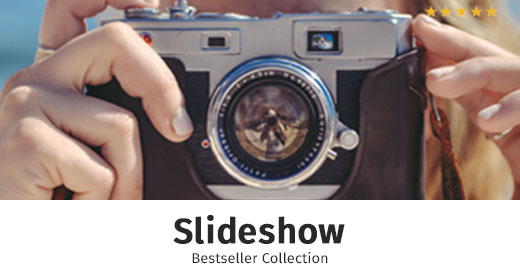 Slideshow - Bestseller Collection