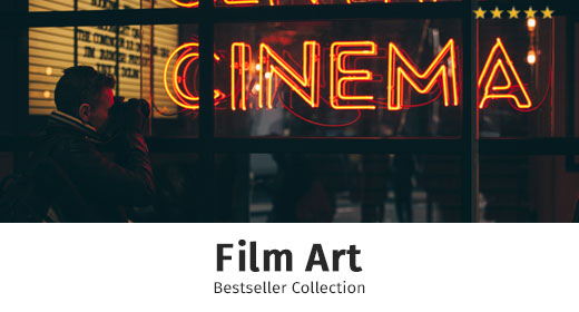 Film Art - Bestseller Collection