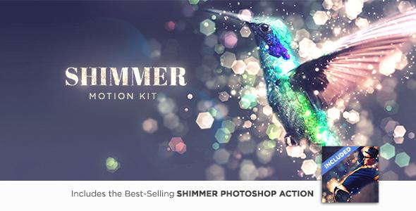 VideoHive Shimmer Motion Kit 21189094