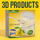 3D Product Mockups - VideoHive Item for Sale