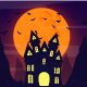 Tileable Halloween Game Backgrounds 3