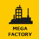 Mega Factory - Industrial WordPress Theme - ThemeForest Item for Sale