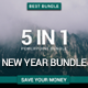 New Year Powerpoint Bundle - GraphicRiver Item for Sale