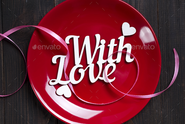 Romantic table setting - Stock Photo - Images