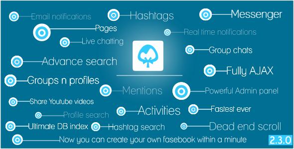 Breeze - Giant Social Network Platform Bset Scripts