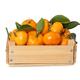 Wooden box with fresh mandarins - PhotoDune Item for Sale