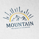 Mountain Logo Template Volume - 3