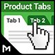 Woocommerce Products Tabs