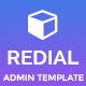 Redial - Bootstrap 4  Admin/Dashboard Template - ThemeForest Item for Sale