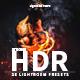 Strong HDR Presets For Lightroom 4,5,6,CC