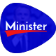 Minister- Political HTML Template - ThemeForest Item for Sale
