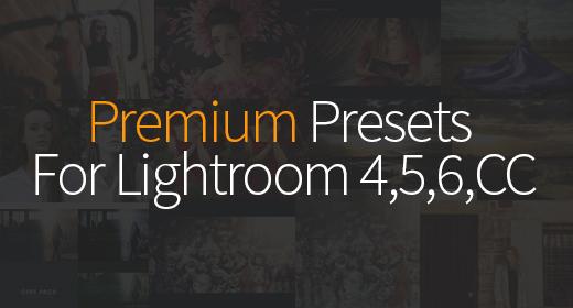 Pro Presets For Lightroom 4,5,6,CC
