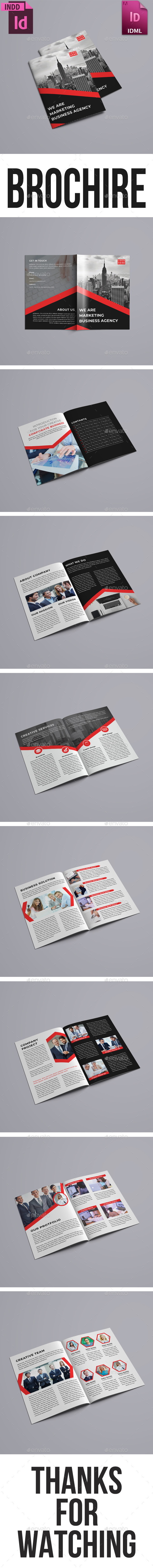 GraphicRiver Brochure 21190589
