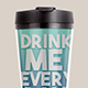 Acrylic Tumbler Mock-up - GraphicRiver Item for Sale