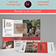 Charity 3fold Brochure - GraphicRiver Item for Sale