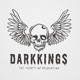 Dark king Logo Template
