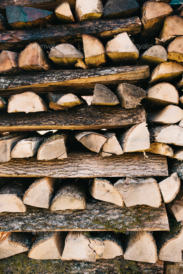 Firewood - Stock Photo - Images