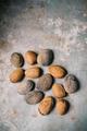 Unpeeled almonds - PhotoDune Item for Sale
