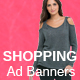 Shopping(V-2) - HTML5 Ad Banners - 08 Sizes
